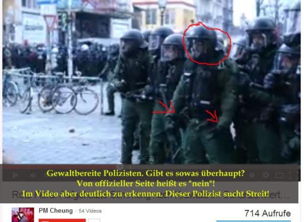 MaxBryan-Demo-polizist-sucht-streit