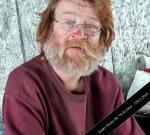 Andre Heinz M. vor einem Jahr. Hier in einem Interview vom Mai 2013. Ein Jahr später und er ist tot. Gestorben an den Folgen seiner Armut. (Foto: MaxBryan.com)