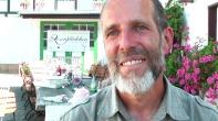 """Werner Ruf im Interview auf der """"Hinnergass"""""""