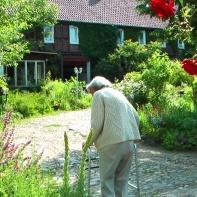 Heinke von Löw im Juni 2013