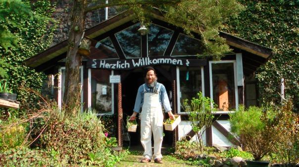 Mein erster Arbeitstag auf dem Steinfurther Gartenhof im Frühjahr 2012