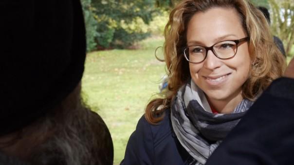 Carola Veit (SPD) im Max Bryan-Interview am 19.11.2015. Danke ans Lokalfernsehen ...